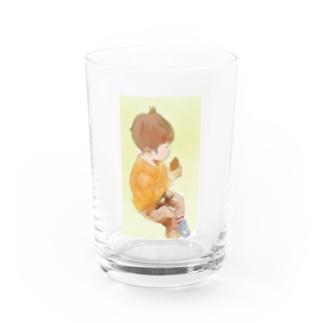 Keihokun Water Glass