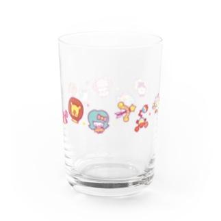 12星座 Water Glass