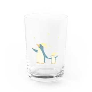 ema-emama『starry noon』 Water Glass
