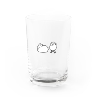 イースター Water Glass