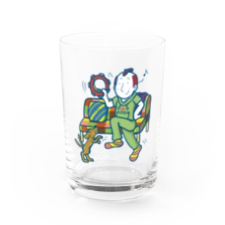 Dance at Home/グラス Water Glass