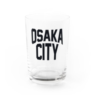やっぱ好っきゃねん! OSAKA CITY Water Glass
