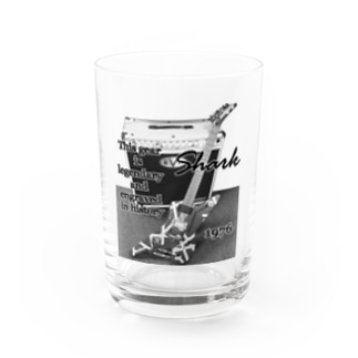 Shark-1976 Water Glass