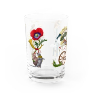 PARADE Water Glass