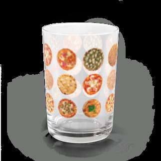 トリコローレのピザがうまいグラス Water Glass