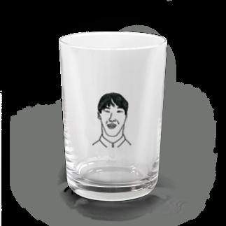 kento fukayaの腹伊勢谷(小さめ・名前無し) Water Glass