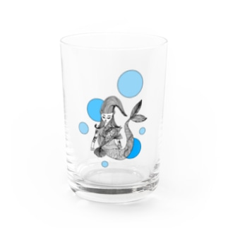peacefulの人魚 Water Glass