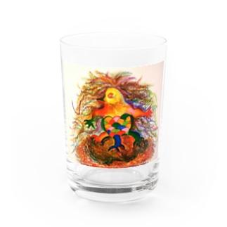 tfygy886の悪霊退散 Water Glass