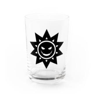 T-BRAVE LOGO Water Glass