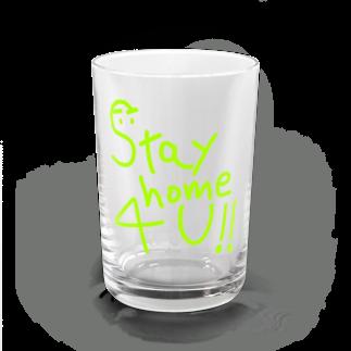 皇月SATSUKIのStay home Water Glass