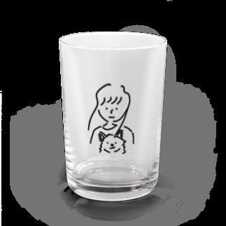 ststの美女と野獣 Water Glass