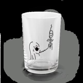 いなかのくるま 木佐の自粛のコップ Water Glass
