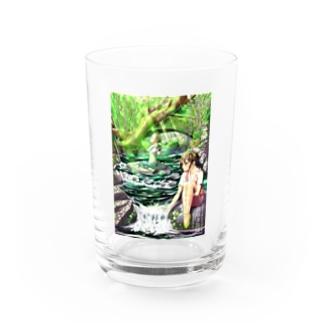 慈眼寺公園~お仕事女子の癒しの寄り道~ Water Glass