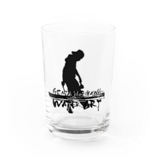 ロゴ入り Water Glass