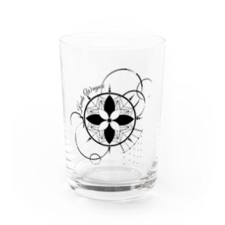 Kaede W オフィシャル1 Water Glass
