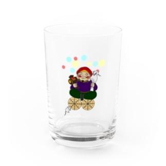 大黒天 Water Glass