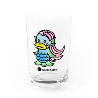 【CAFE Kiitos × AMABIE】シリーズ Water Glass