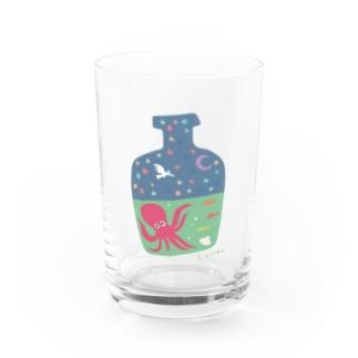 dragon's merryの深海ウィスキー Water Glass