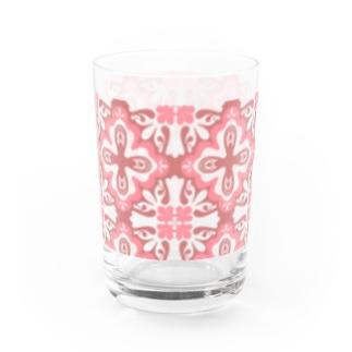 exeの模様 Water Glass