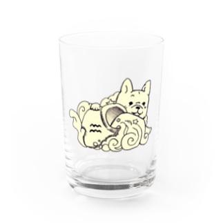 水瓶座 フレブル Water Glass