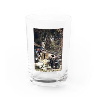 Nursery Rhymesのヘンゼルとグレーテル Water Glass