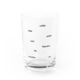inthemood cup Water Glass