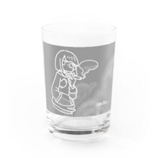 藍月のsmoke... Water Glass