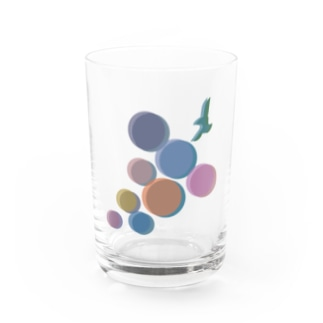 ぶどう Water Glass