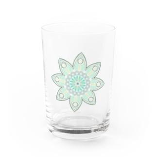 neoacoのearly summer sunshine Water Glass