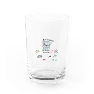 antienneのベビーチョコたん Water Glass