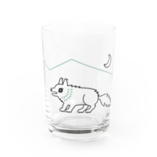 WOLFグラス Water Glass