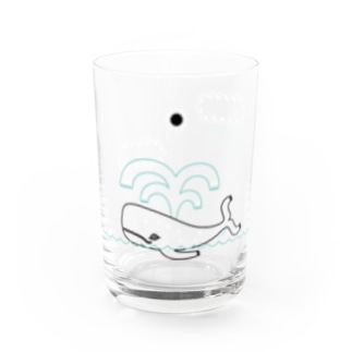 WHALEグラス Water Glass