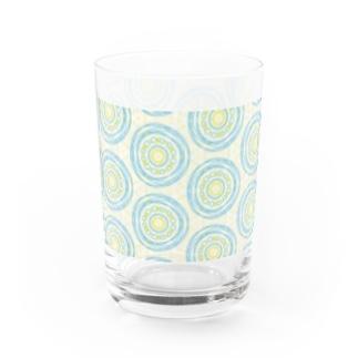 Hypnos lies down Water Glass