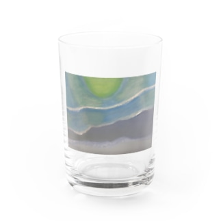 moon river グッズ Water Glass