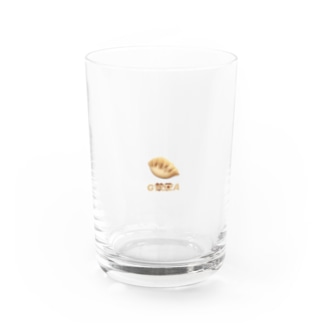 🥟餃子ちゃん Water Glass