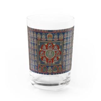 胎蔵界曼荼羅 Water Glass