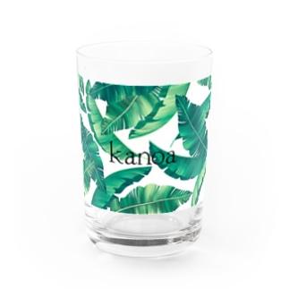 Kanoa Water Glass