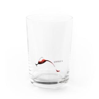 LiTTLE A 透明グラス Water Glass