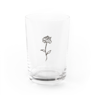 SAN4.のThe Rose Water Glass