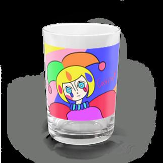 Cackrino🔻🔻🔻のCackrino Pierrot Style Water Glass