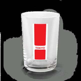 アメリカンベースのTOKYO Water Glass
