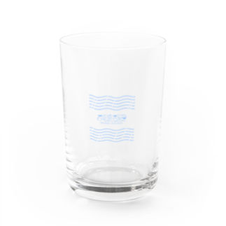 Rのもっとお気楽極楽 Water Glass