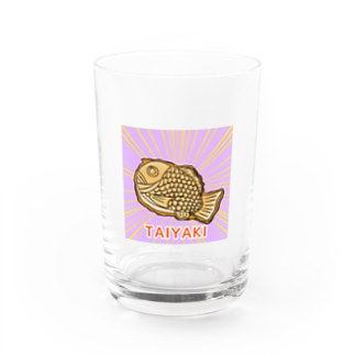 oimogatavetaineのTAIYAKI Water Glass