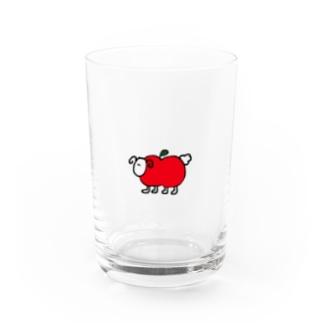 思わず麦茶を入れたくなるグラス Water Glass