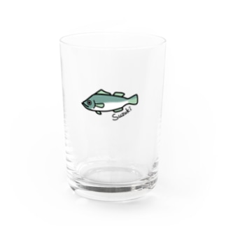 シーバスくん Water Glass