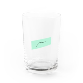 me. Water Glass