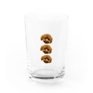 整列メルちゃん Water Glass