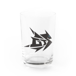 GTSロゴVer Water Glass