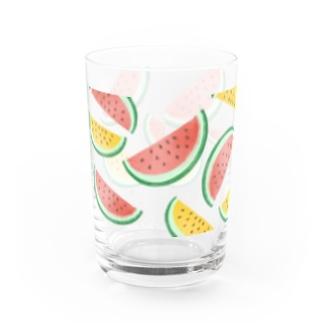 スイカと夏の大三角形 Water Glass