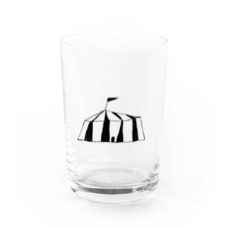 明季 aki_ishibashiのサーカス Water Glass
